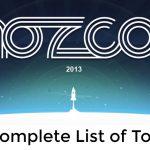 Desde MozCon: Cinco puntos sobre lo nuevo en SEO y factores de ranking.
